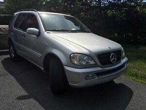 2003 Mercedes Benz ML350 Eligance