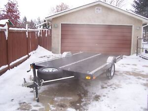 11 by 6 and a half utility trailer