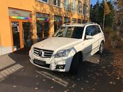 Mercedes-Benz GLK-Klasse GLK 220 CDI 4-Matic BE
