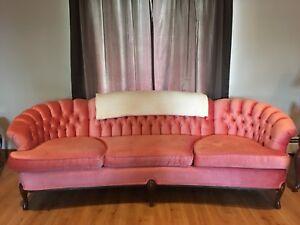 5 Piece French Provincial Living Room Set