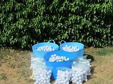 Bags of 60 golf balls Norwood Launceston Area Preview