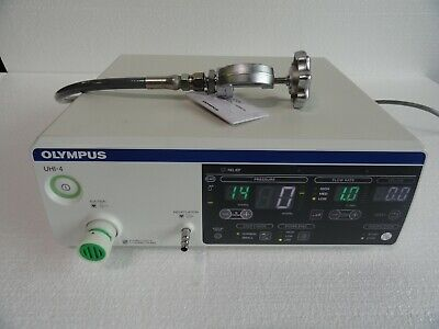 Olympus Uhi-4 High Flow Insufflator With Yoke Endoscopy Surgical