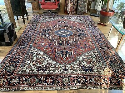 Extra Large 9x12 And Larger Rug Rare