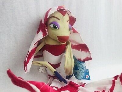 Shark Tale Lola (NEW WITH TAGS DREAMWORKS SHARK TALE LOLA  PLUSH 18' TALL FREE)
