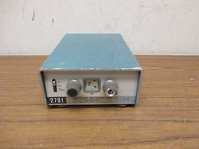 Tektronix Type 2701 Attenuator