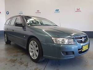 2006 Holden Commodore Wagon North St Marys Penrith Area Preview