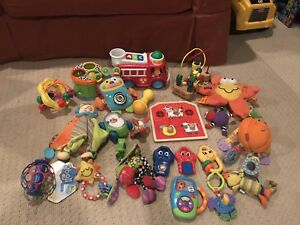 Baby Toy Lot #3