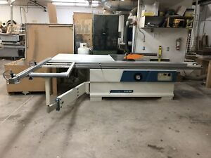 SCM minimax 10' sliding table saw