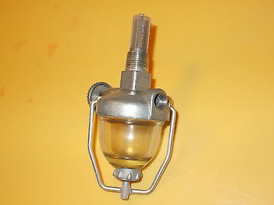 Ford 2n9155b Gas Fuel Sediment Bowl W Shut Off Naa Jubilee 2n 8n 9n Naa9155b