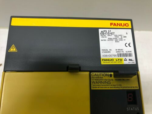 Fanuc Power Supply Module A06b-6140-h037 Fully Refurbished!!! Exchange Only