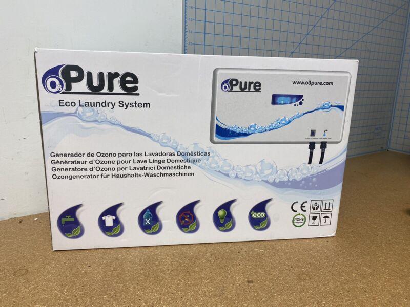 O3 Pure Professional Eco Laundry Washer System - Newest Generation
