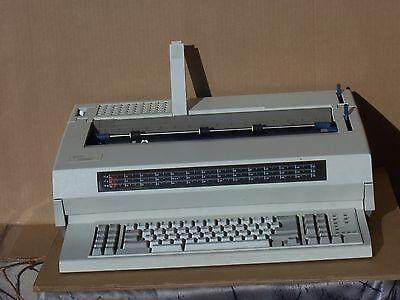 Ibm Wheelwriter 1500 By Lexmark Electronic Typewriter