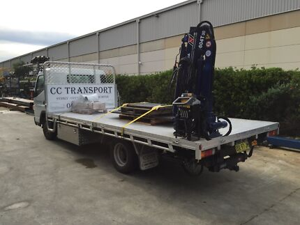 Hiab truck Owner/operator  Tuggerah Wyong Area Preview