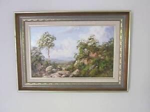 Hingerty oil paintings x 3(three) Hurstville Hurstville Area Preview