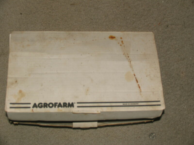 Agrofarm  Grain Moisture  Tester  DK-6064 Jordrup