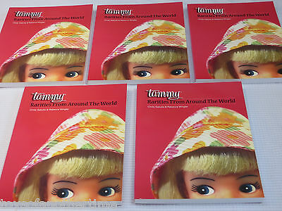 Wholesale Lot Ideal Tammy Rarities Around The World Doll Book NEW Guide 5 Copies