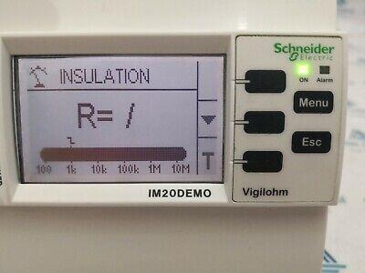 Schneider Electric Imd-im20 Im20demo Vigilohm Im20 110-415vca