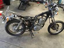 SUZUKI GN 250 1985 WRECKING St Agnes Tea Tree Gully Area Preview
