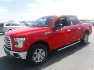 2017 Ford F-150 XTR SuperCrew 5.5-ft. Bed 4WD Ecoboost