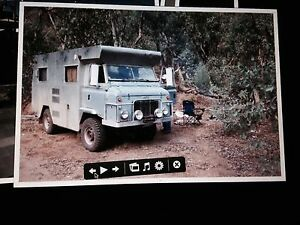 Land Rover Series 2B Broadmeadow Newcastle Area Preview