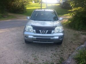 2005 NISSAN XTRAIL in overall good condition