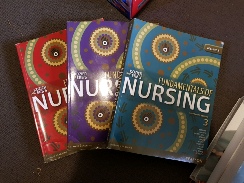 Kozier & Erbs Fundamentals of Nursing 3rd Edition | Textbooks ...