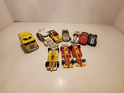 lot of 10 1982 hot wheels hong kong cars Lot 2