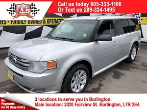 2012 Ford Flex SE, Automatic, 3rd Row Seating, 77, 000km