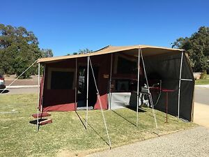 Follow Me Campers 2013 Fitzroy. Heavy duty off road, like new Byford Serpentine Area Preview