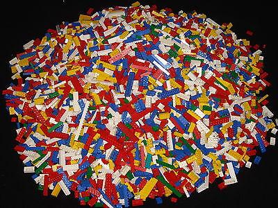 Lego 200 Basic Steine Bausteine Grundsteine gemischt Rot Blau Gelb Schwarz Weiß online kaufen