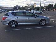 Peugeot 407 luxury 2005 turbo diesel Virginia Playford Area Preview