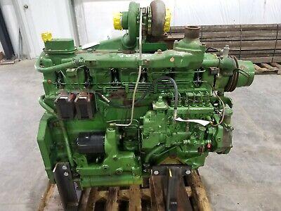 John Deere 8630 Good Used Runner Engine