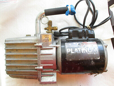 Jb Industries Platinum Vacuum Pump Model Dv-285n 10cfm