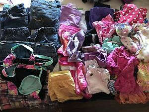 50 items of girls size 7/8