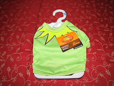 Disney Pet Halloween Dog Costume Muppets Kermit the Frog Small Shirt NWT New - Muppet Dog Costumes