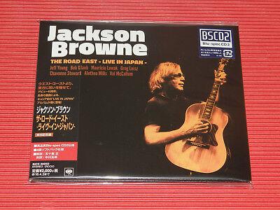 2017 JACKSON BROWNE The Road East Live In Japan BSCD2 Blu-spec CD