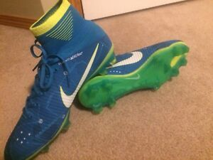 Nike super fly brand new soccer cleats