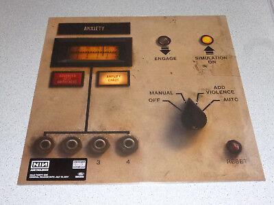 "NINE INCH NAILS - Add Violence - 12"" EP Vinyl // NEU & OVP"