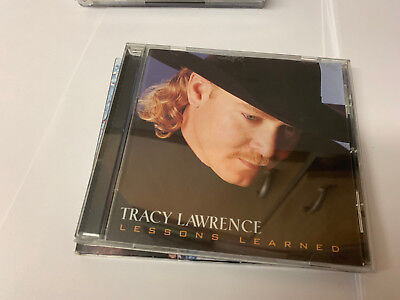 Tracy Lawrence  CD  Lessons learned (2000) EX/EX 075678326929  (Tracy Lawrence-cd)