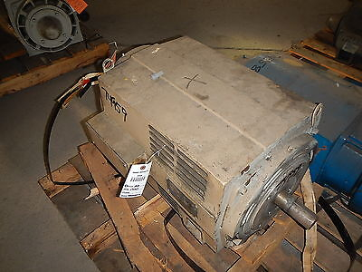 20 Hp Dynamatic Variable Speed Motor 440-1660 Rpm Mod.100250 90 V Clutch