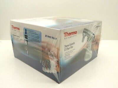 Thermo Scientific S1 Pipet Filler 9501 White Whiter Cat. 14387163