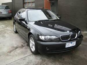 2004 BMW 320I AUTO LEATHER/SUNROOF RWC REG 4/20 A1 Heidelberg West Banyule Area Preview