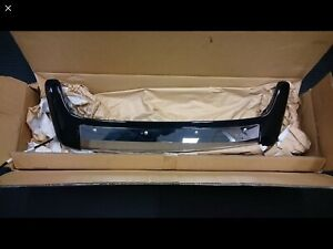 Genuine OEM Black roof spoiler for 1997-2001 Honda CRV