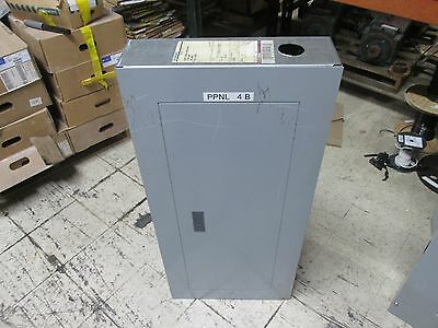 Siemens Double Main Breaker Circuit Breaker Panel S1c42qj200cbs 208y120v 3ph 4w