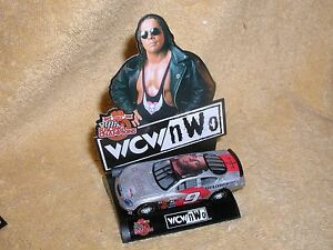 Racing-Champions-WCW-nWo-HITMAN-BRET-HART-1999-Taurus-1-64