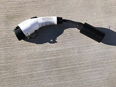 TeslaTap 50AMP - HIGH POWER - Tesla compatible J1772 adapter