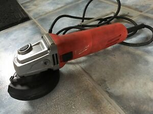 "Milwaukee 41/2""Grinder 11A 11,000 Rpm 5/8"" spindle"