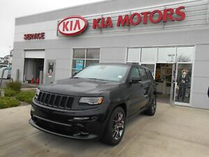 2014 Jeep Grand Cherokee SRT FULLY LOADED LOW  KM MANAGER SPECIA