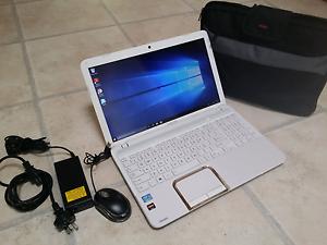 "Toshiba  laptop L850 i5 CPU 8GB 1TB Ati 2GB 15.6"" WIN10 office Vista Tea Tree Gully Area Preview"