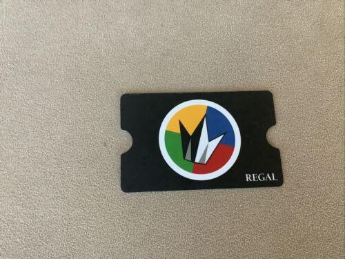 25 Regal Gift Card - $17.00